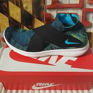 Nike Free Run Flynit 2017 Mens Size 13